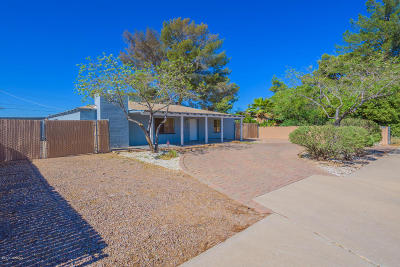 Tucson Single Family Home For Sale: 3732 E 24th Street