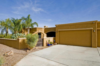 Tucson Single Family Home For Sale: 5174 W Indian Head Lane