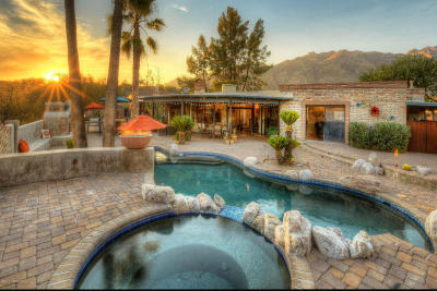 Single Family Home For Sale: 5921 N Camino Del Mar