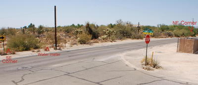 Residential Lots & Land Active Contingent: 9801 N Camino De Oeste