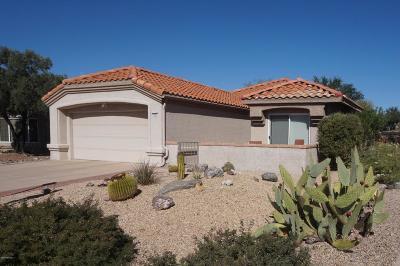 Oro Valley Single Family Home Active Contingent: 2041 E Meteorite Trail