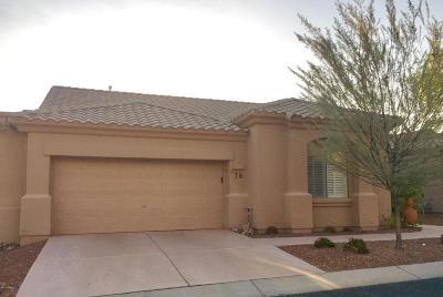 Vistoso Village Single Family Home For Sale: 13401 N Rancho Vistoso Boulevard #76