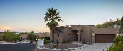 Tucson Single Family Home For Sale: 3849 N River Oak Lane
