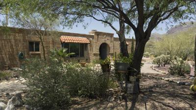 Tucson Single Family Home For Sale: 6501 N Pontatoc Road