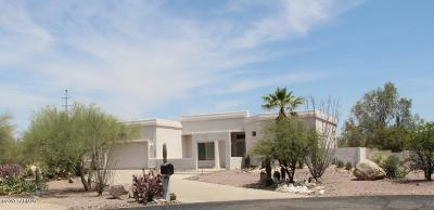 Oro Valley Single Family Home For Sale: 1320 W Saddlehorn Drive