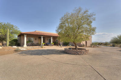 Green Valley Single Family Home Active Contingent: 376 E Corte Pasadera Verde