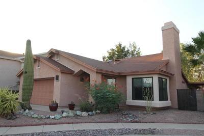 Pima County, Pinal County Single Family Home For Sale: 9881 E Amaroso Lane