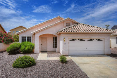 Tucson AZ Single Family Home Active Contingent: $190,000