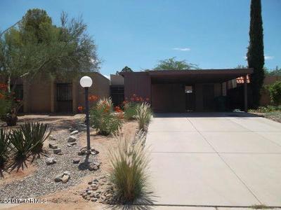 Single Family Home For Sale: 1750 S Desert Vista Drive