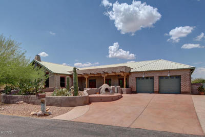 Oro Valley Single Family Home For Sale: 662 W Silver Eagle Court