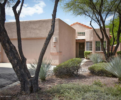 Single Family Home Active Contingent: 6725 N Calle Sin Nombre