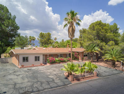 Single Family Home For Sale: 3625 E Calle Del Prado