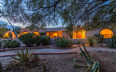 Oro Valley Estates Single Family Home For Sale: 80 W Greenock Drive
