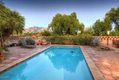 Tucson Single Family Home Active Contingent: 60 E Yvon Drive