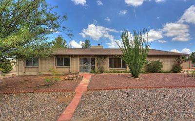 Corona de Tucson Single Family Home Active CAPA: 731 E Montgomery Avenue