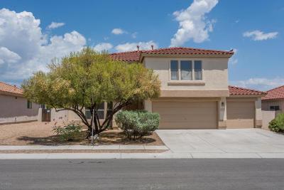 Cortaro Crossing Blks I-Ii (1-119), Cortaro Ranch (1-297), Cortaro Ridge (1-124) Single Family Home For Sale: 8502 N Deer Valley Drive