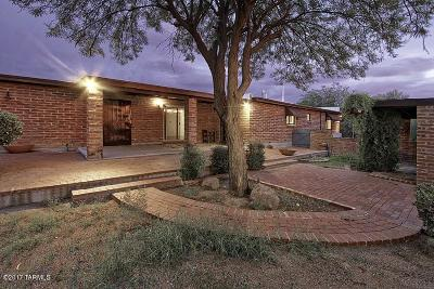 Tucson AZ Single Family Home For Sale: $360,000