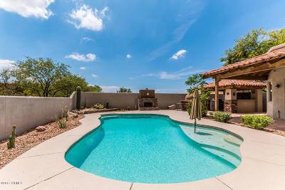 Oro Valley Single Family Home For Sale: 639 W Soaring Hawk Place