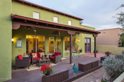 Single Family Home For Sale: 10617 E George Brookbank Place
