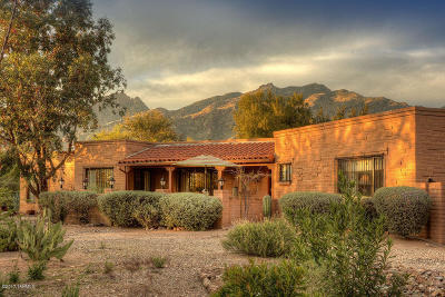 Single Family Home For Sale: 4902 N Paseo Sonoyta