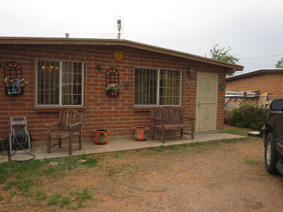 Tucson Single Family Home Active Contingent: 4066 E Dover Stravenue