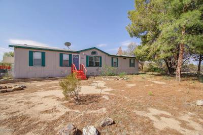 Marana Single Family Home For Sale: 6560 N Gambel Quail Trail