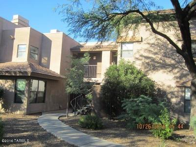 Tucson Condo For Sale: 5855 N Kolb Road #1209