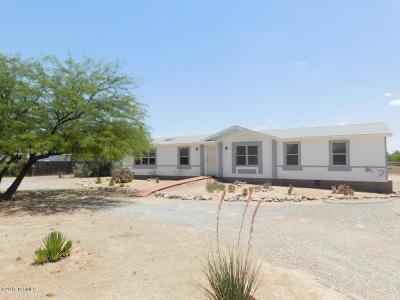 Marana Single Family Home For Sale: 16821 W Whitewing Way
