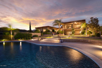 Single Family Home For Sale: 4500 N Santana Place