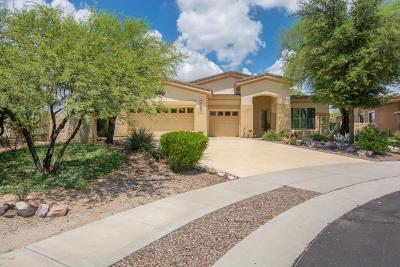 Oro Valley Single Family Home For Sale: 11964 N Copper Sky Place