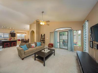 Cortaro Crossing Blks I-Ii (1-119), Cortaro Ranch (1-297), Cortaro Ridge (1-124) Single Family Home For Sale: 5746 W Cortaro Crossing Drive