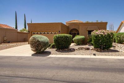 Tucson Single Family Home For Sale: 38314 S Desert Star Drive