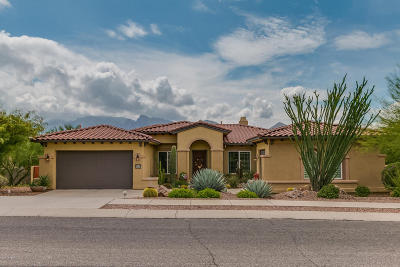 Oro Valley Single Family Home Active Contingent: 12728 N Piping Rock Road