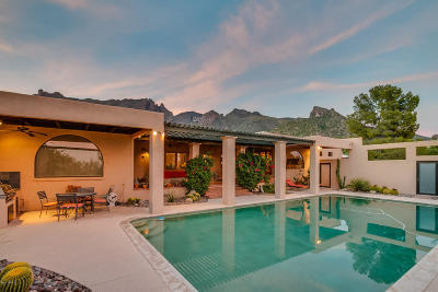 Tucson Single Family Home For Sale: 3931 E Coronado Drive