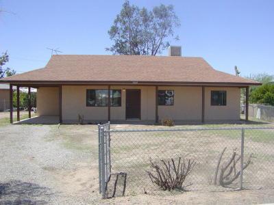 Marana Single Family Home For Sale: 13609 N Jarvis Court