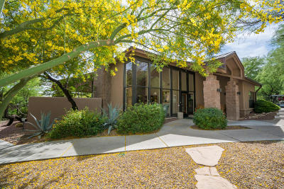 Single Family Home Active Contingent: 6655 N Canyon Crest Drive #13274