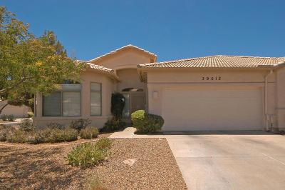 Saddlebrooke Single Family Home For Sale: 39012 S Serenity