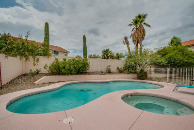 Oro Valley Single Family Home Active CAPA: 11911 N Gray Eagle Avenue
