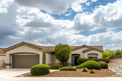 Oro Valley Single Family Home For Sale: 14155 N Biltmore Drive