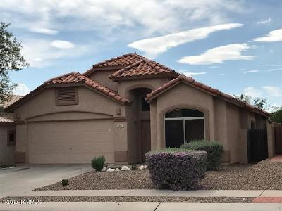 Oro Valley Single Family Home For Sale: 12213 N Kylene Canyon Drive
