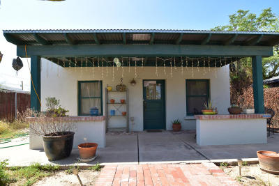 Tucson Single Family Home For Sale: 411 W Rosales
