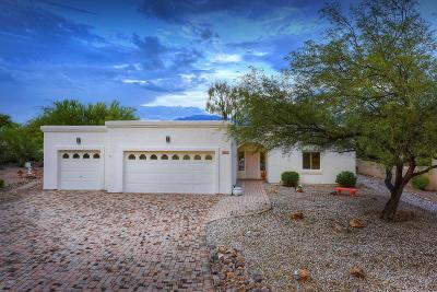 Oro Valley Single Family Home For Sale: 11356 N Placita Alameda Dorada