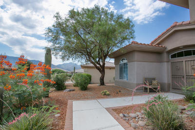 Oro Valley Single Family Home For Sale: 14739 N Burntwood Drive