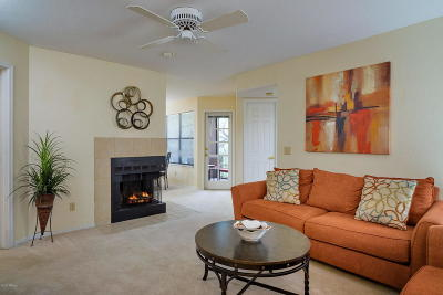 Single Family Home Active Contingent: 6655 N Canyon Crest Drive #1107