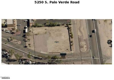 Residential Lots & Land For Sale: 5250 S Palo Verde Road #3