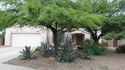 Oro Valley Single Family Home Active Contingent: 360 W Crescendo Court