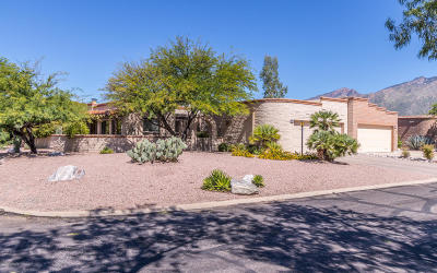 Single Family Home Active Contingent: 4893 N Territory Avenue