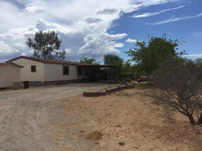 Marana Single Family Home For Sale: 16701 W El Tiro Road