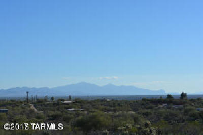 Tucson Residential Lots & Land For Sale: 11800 E Pantano Trail