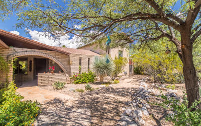 Tucson Single Family Home For Sale: 8831 E Snyder Road